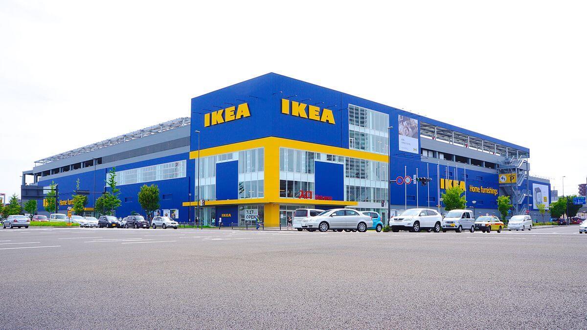 Сделать заказ товаров из Икеа в Астрахань