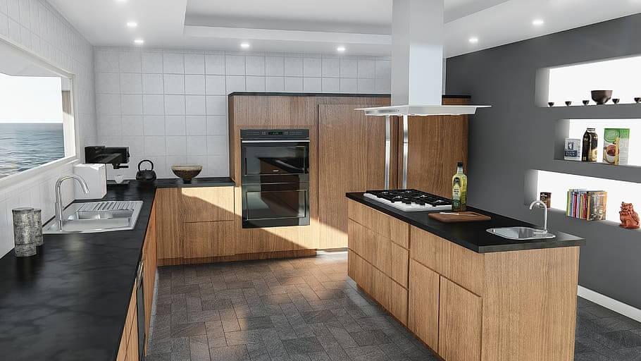 классическая кухня дизайн